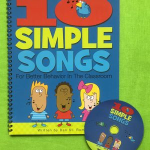 Songs Book and CD