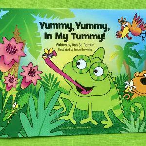 Yummy, Yummy Book